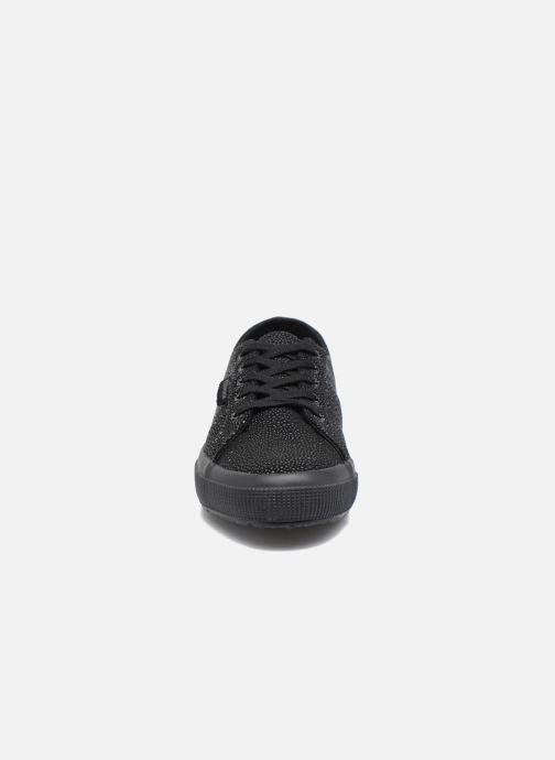 Baskets Superga 2750 Synrazza W Noir vue portées chaussures