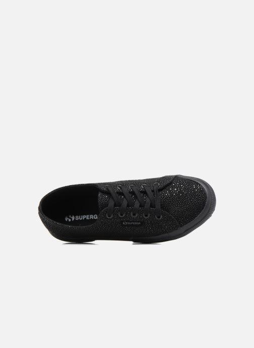 Sneakers Superga 2750 Synrazza W Zwart links
