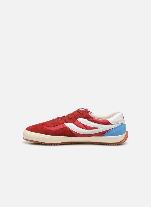 Sneaker Superga 2832 Nylu rot ansicht von vorne