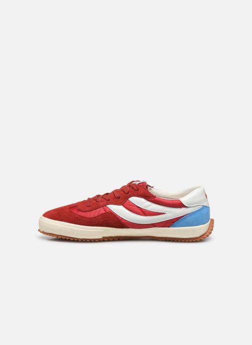 Baskets Superga 2832 Nylu Rouge vue face