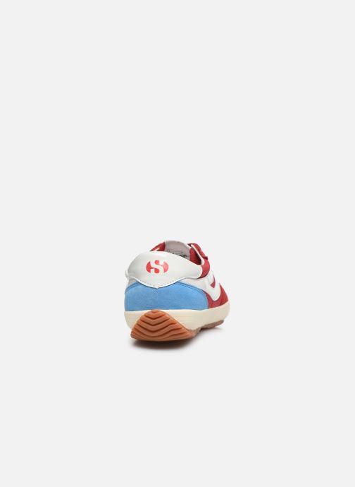 Sneaker Superga 2832 Nylu rot ansicht von rechts