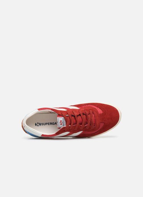 Sneaker Superga 2832 Nylu rot ansicht von links
