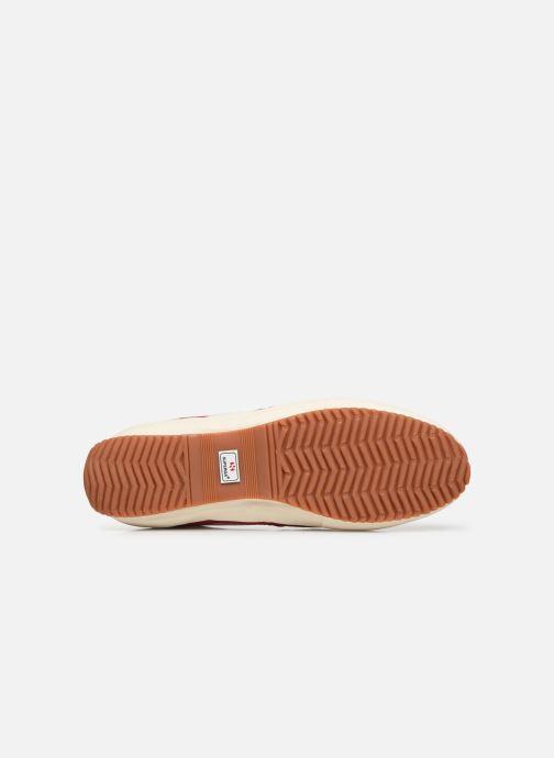 Sneakers Superga 2832 Nylu Rosso immagine dall'alto