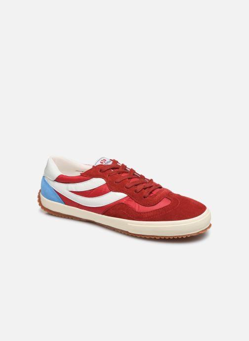 Sneaker Superga 2832 Nylu rot detaillierte ansicht/modell