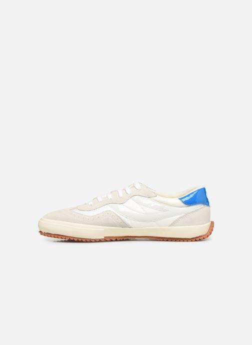 Sneaker Superga 2832 Nylu weiß ansicht von vorne