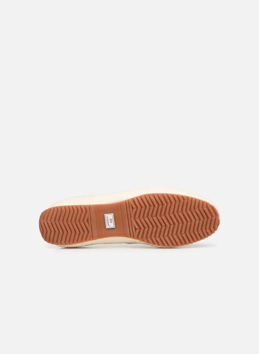Sneakers Superga 2832 Nylu Bianco immagine dall'alto