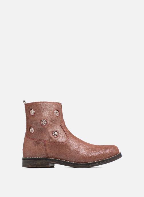 Boots en enkellaarsjes Minibel Nour Roze achterkant