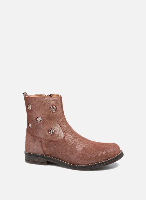 Bottines et boots Minibel Nour Rose vue détail/paire