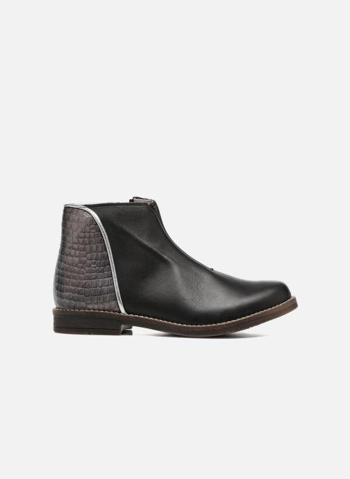 Bottines et boots Minibel Nubian Noir vue derrière
