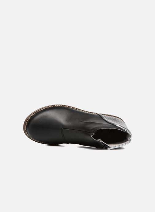 Bottines et boots Minibel Nubian Noir vue gauche