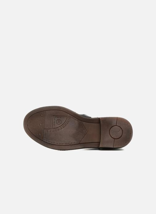 Bottines et boots Minibel Nubian Noir vue haut