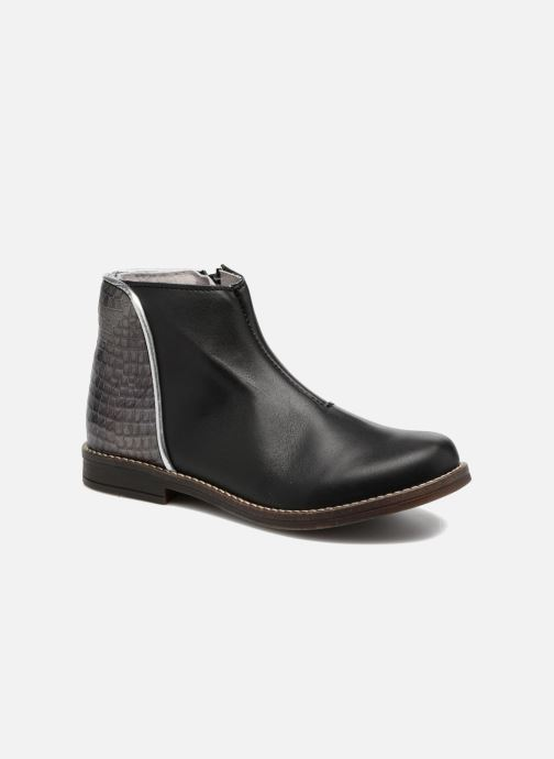 Bottines et boots Minibel Nubian Noir vue détail/paire