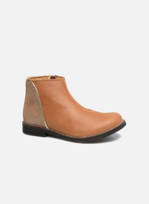 8ae5b1468cf Minibel Nubian (Brown) - Ankle boots chez Sarenza (303294)