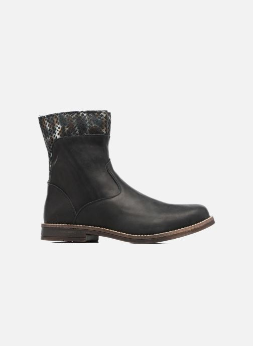 Ankle boots Minibel Nolwen Black back view
