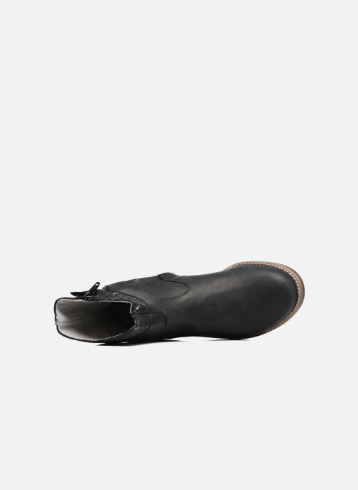 Ankle boots Minibel Nolwen Black view from the left