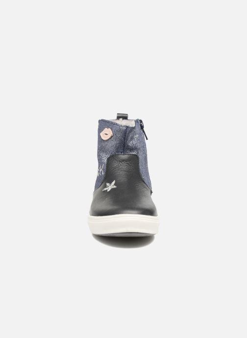Boots en enkellaarsjes Minibel Nancy Blauw model
