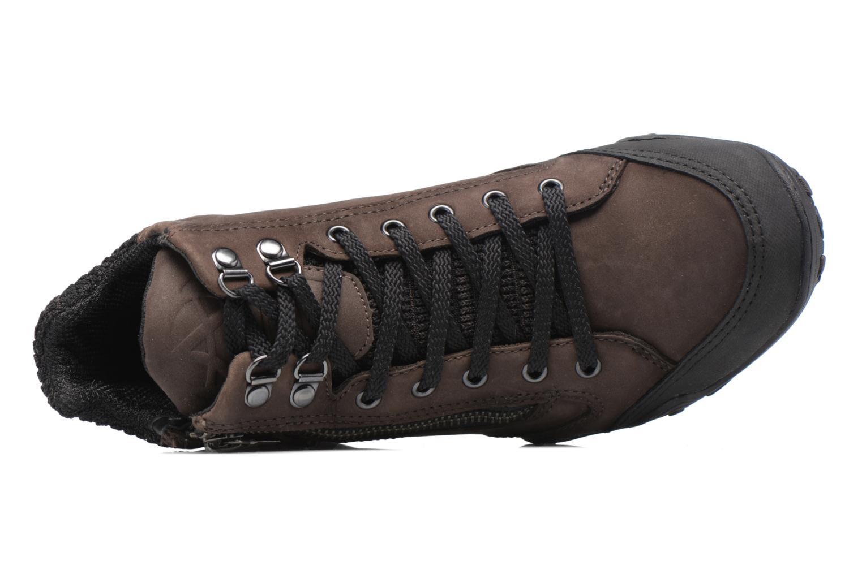 Chaussures de sport Allrounder by Mephisto Faida Tex Marron vue gauche