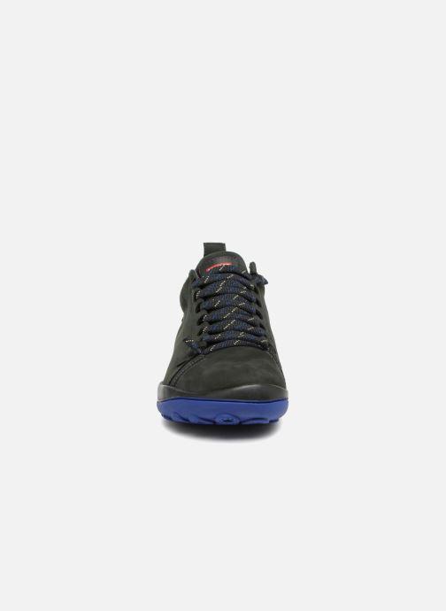 Sneaker Camper Peu Pista 36544 schwarz schuhe getragen