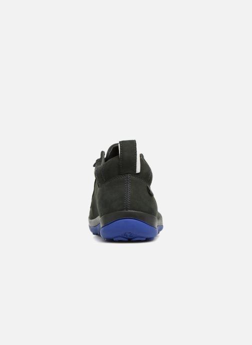 Sneaker Camper Peu Pista 36544 schwarz ansicht von rechts