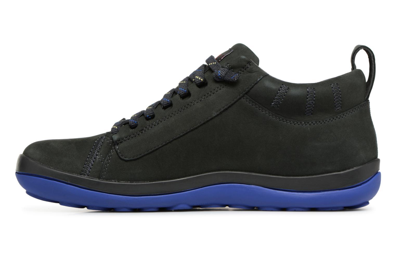 Sneakers Camper Peu Pista 36544 Nero immagine frontale