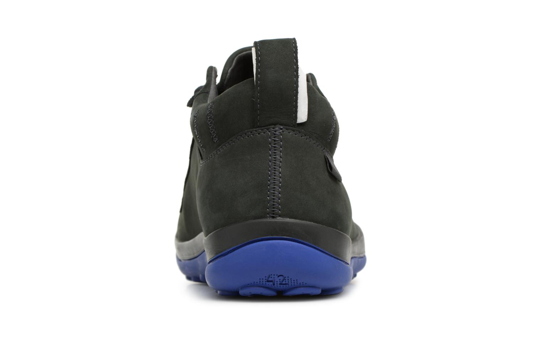 Sneakers Camper Peu Pista 36544 Nero immagine destra