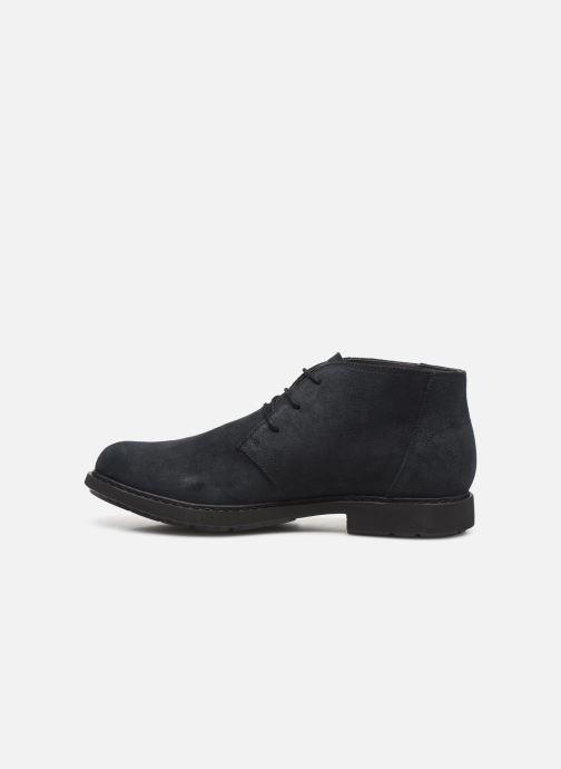 Boots en enkellaarsjes Camper Neuman K300171 Zwart voorkant