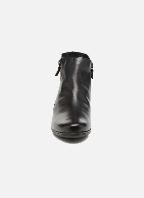Bottines et boots Mephisto Ines Noir vue portées chaussures