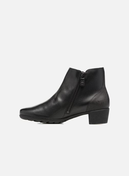 Bottines et boots Mephisto Ines Noir vue face