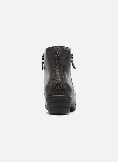 Bottines et boots Mephisto Ines Noir vue droite