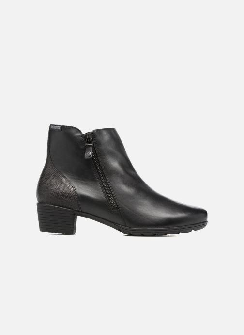 Bottines et boots Mephisto Ines Noir vue derrière