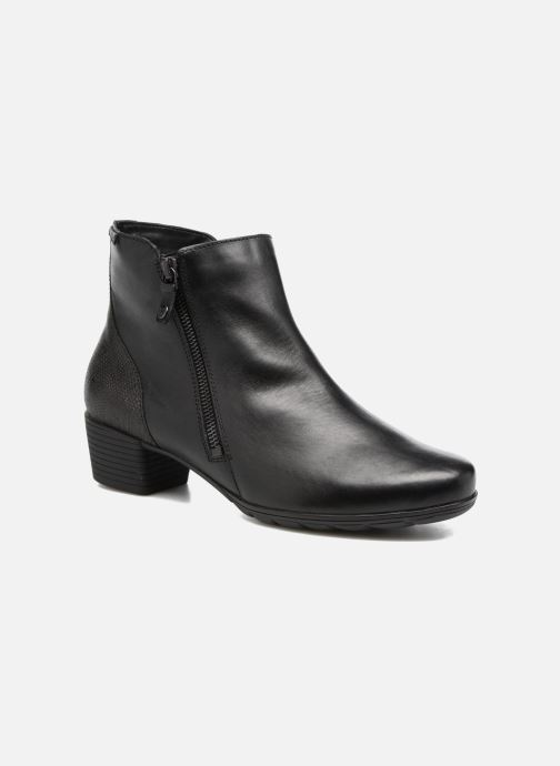 097df7a1fab75d Mephisto Ines (Black) - Ankle boots chez Sarenza (303364)