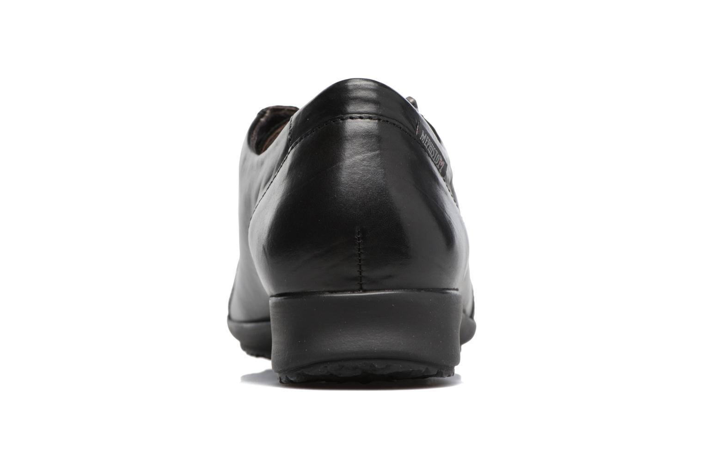 Chaussures à lacets Mephisto Fatima Noir vue droite