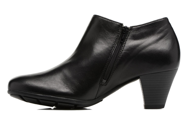Bottines et boots Mephisto Bianka Noir vue face