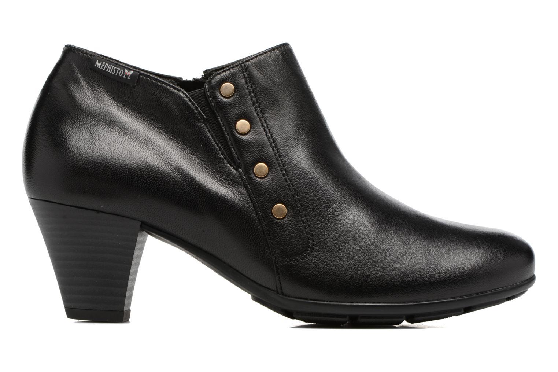 Bottines et boots Mephisto Bianka Noir vue derrière