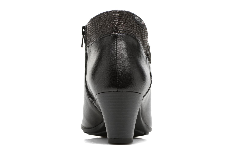 Bottines et boots Mephisto Britie Noir vue droite