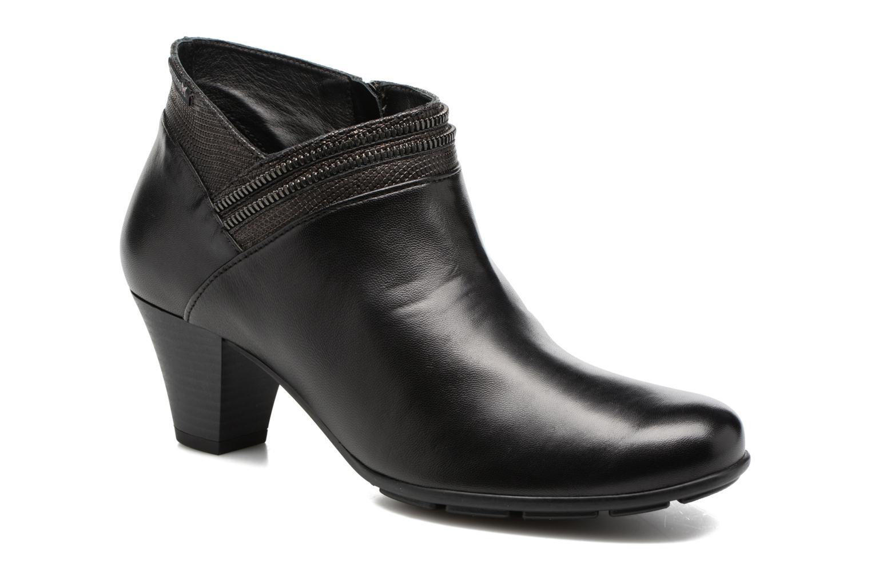 Bottines et boots Mephisto Britie Noir vue détail/paire