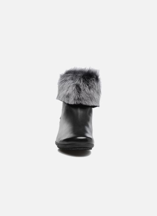 Bottines et boots Mephisto Fiducia Winter Noir vue portées chaussures