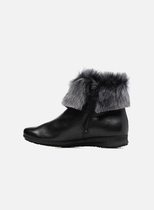 Bottines et boots Mephisto Fiducia Winter Noir vue face
