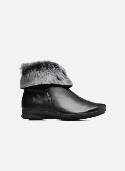Bottines et boots Mephisto Fiducia Winter Noir vue derrière