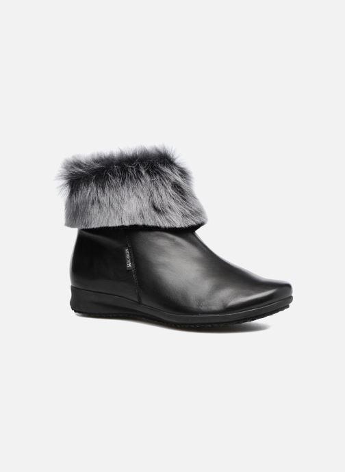 Bottines et boots Mephisto Fiducia Winter Noir vue détail/paire
