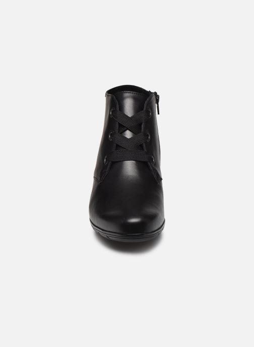 Bottines et boots Mephisto Isabella Noir vue portées chaussures