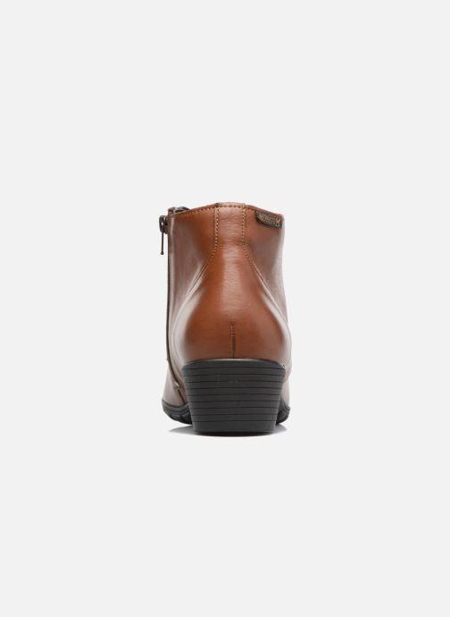 Bottines et boots Mephisto Isabella Marron vue droite