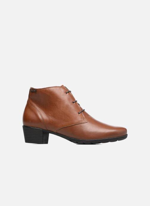 Bottines et boots Mephisto Isabella Marron vue derrière