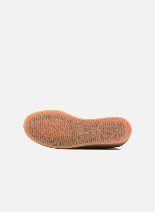 Chaussures à lacets Mephisto Christy Bleu vue haut