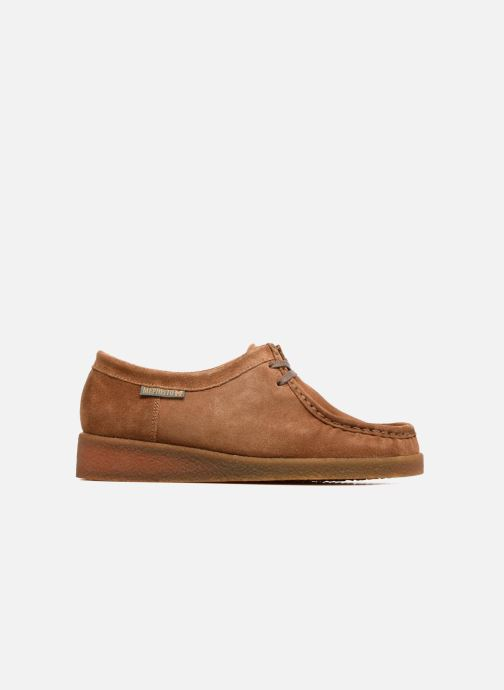 Lace-up shoes Mephisto Christy Brown back view