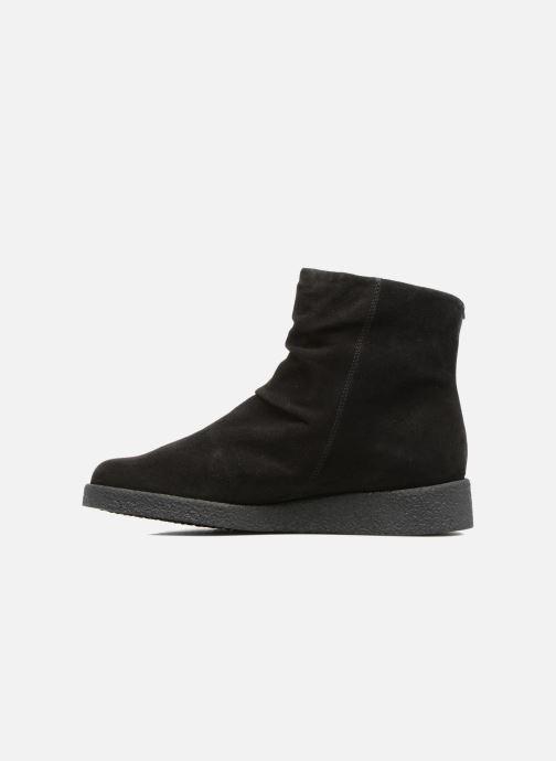 Stiefeletten & Boots Mephisto Cassandra schwarz ansicht von vorne