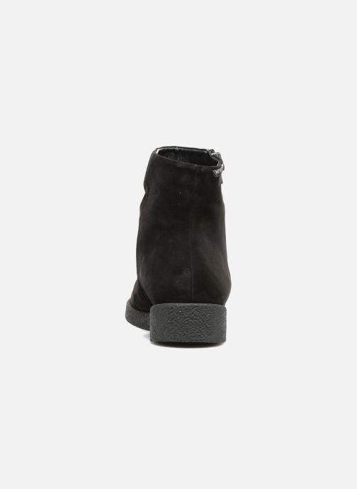 Stiefeletten & Boots Mephisto Cassandra schwarz ansicht von rechts