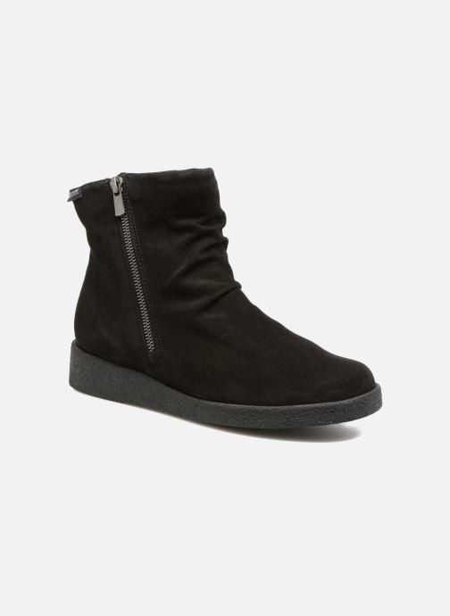 6f00661b8e8 Mephisto Cassandra (Black) - Ankle boots chez Sarenza (303396)