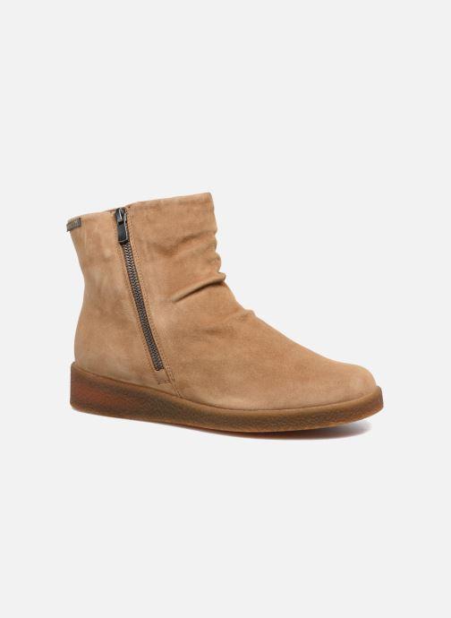 Boots en enkellaarsjes Mephisto Cassandra Bruin detail