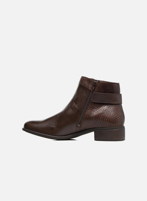 Bottines et boots Mephisto Emeline Marron vue face